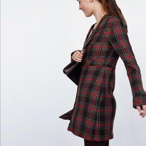 Checked Shirt Dress 👗, NWT